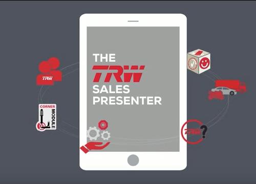 TRW Sales Presenter Application