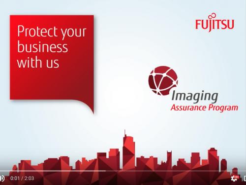 Fujitsu - Powerpoint video presentation