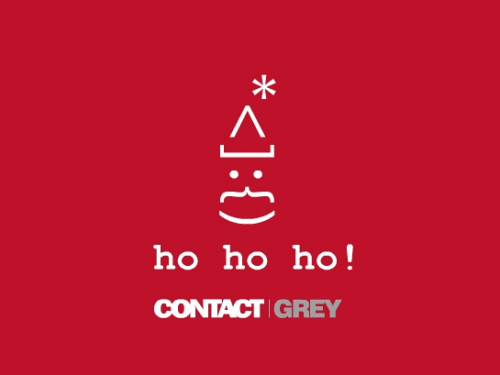 GREY - EDGE online animated xmas greeting