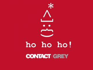 GREY - EDGE online animated xmas greeting